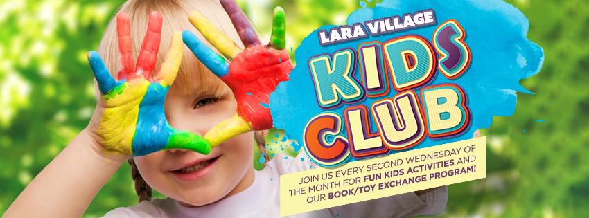 Lara-village-kids-club-whats-on